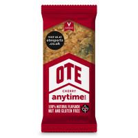 OTE Anytime gluteeni-ja pähklivaba taimne valgubatoon, Cherry (55 g)