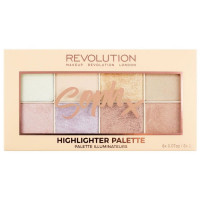 Makeup Revolution Soph X Highlighter palett (16 g)