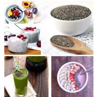 Diet Food Super Grain Bio Chia Seeds (400 g)