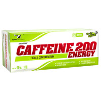 Sport Definition Caffeine 200 Energy kapslid (120 tk)