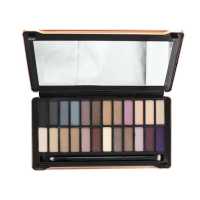 Technic Eyeshadow Treasury pronks lauvärvipalett