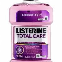 Listerine Mouthwash (Mouthwash, meestele ja naistele, 250ml)
