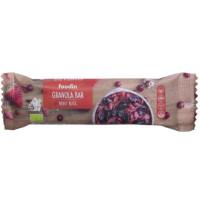 Foodin müslibatoon, Marja (40 g)