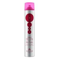 Kallos KJMN Silk Protein Extra Strong juukselakk (500 ml)