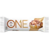 OhYeah! Nutrition ONE Bar valgubatoon, Kaneelirulli (60 g)