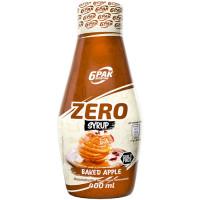 6PAK Syrup Zero, Apple Pie (400 ml)