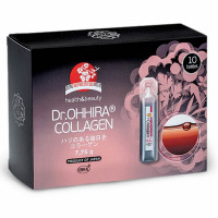 Dr.OHHIRA® kollageen (10 x 20 ml)