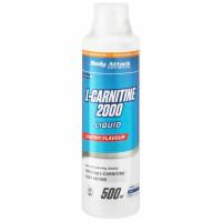 Body Attack L-Carnitine Liquid 2000, Apelsini (500 ml)