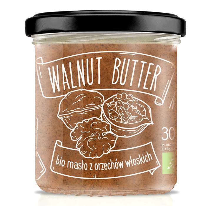 Diet Food 100% Bio Walnut Cream Kreeka pähkli kreem (300 g)