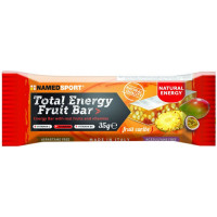 NamedSport Total Energy Fruit bar energiabatoon, Fruit Caribe (35 g)