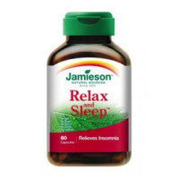 Jamieson Herbal Complex Relax & Sleep™ kapslid (60 tk)