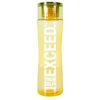 Prozis Exceed Slender Bottle joogipudel, Kollane (600 ml)