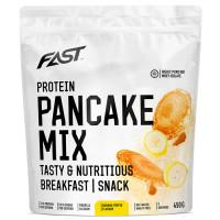Fast Protein Pancake Mix valgurikas pannkoogijahu, Banaani-iirise (450 g)
