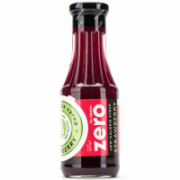 Mr. Djemius ZERO madala kalorsuse-ja rasvasisaldusega siirup, Maasika (330 ml)
