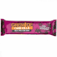 Grenade Carb Killa valgubatoon, Dark Chocolate Raspberry (60 g)
