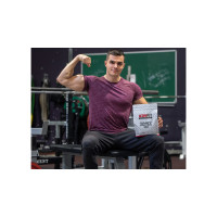 ICONFIT Whey Protein 80, Metsmaasika (1 kg)