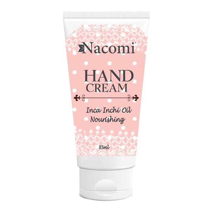 Nacomi Nourishing kätekreem (85 ml)