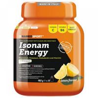 NamedSport Isonam Energy isotooniline jook, Lemon (480 g)