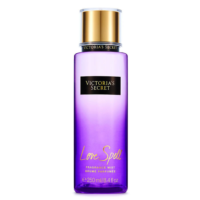 Victoria's Secret New Edition kehasprei, Love Spell (250 ml)