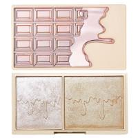 Makeup Revolution I Heart Makeup Rose Gold Glow valgustpeegeldav särapuuder (11 g)