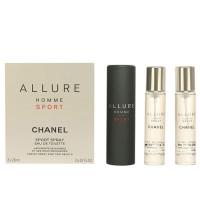 Chanel Allure Homme Sport EDT (3 x 20 ml)