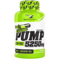 Sport Definition Pump 5250 mg That's the Capsule kapslid (150 tk)