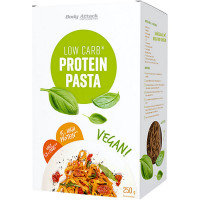 Body Attack Low Carb proteiinipasta, Vegan (250 g)