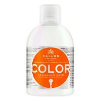 Kallos KJMN šampoon, Color (1000 ml)