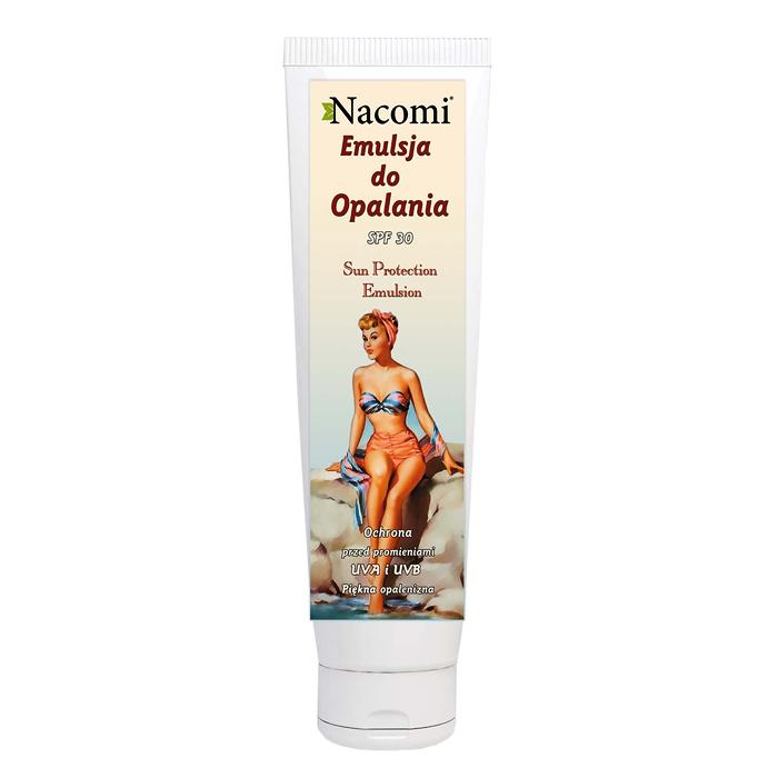 Nacomi Sun Protection kehalosjoon SPF 30 (150 ml)