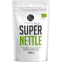 Diet Food Bio Super Nettle orgaaniline nõgeselehe pulber (200 g)