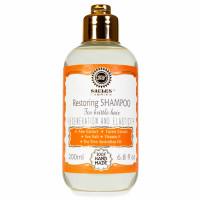 Saules Fabrika taastav šampoon habrastele juustele (200 ml)