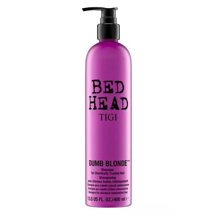 Tigi Bed Head Colour Care Dumb Blonde šampoon (400 ml)