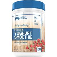 Optimum Nutrition valgurikas jogurtismuuti, Maasika (700 g)