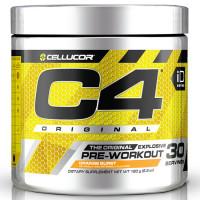 Cellucor C4 Original Pre-Workout, Orange Burst (30 serveeringut)