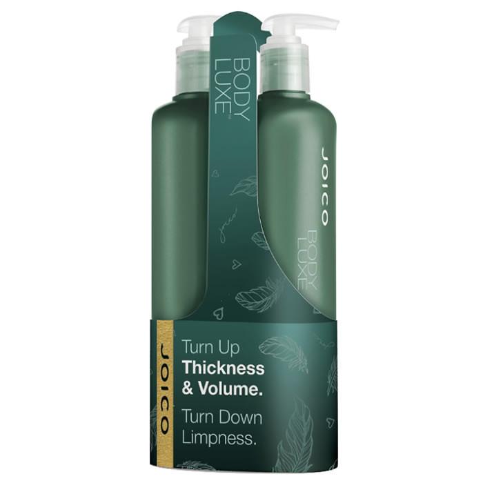 Joico Body Luxe šampooni ja palsami komplekt (2 x 500 ml)