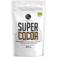 Diet Food Bio Super Raw Cocoa toorkakao pulber (200 g)