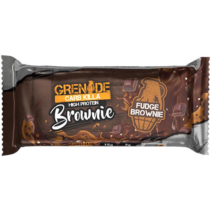 Grenade Carb Killa Brownie, Fudge Brownie (60 g)