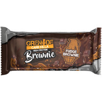 Grenade Carb Killa Brownie, Fudge Brownie (60 g)