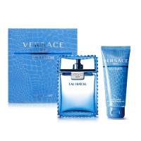Versace Man Eau Fraiche Set EDT (100 ml) + SGE (100 ml)