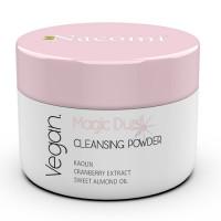 Nacomi Magic Dust sära andev ja puhastav pulber-geel näole (50 ml)