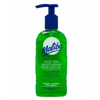 Malibu After Sun Aloe Vera Moisturising Gel päevitusjärgne geel (200 ml)