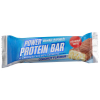 Body Attack Power Protein Bar valgubatoon, Kookose (35 g)