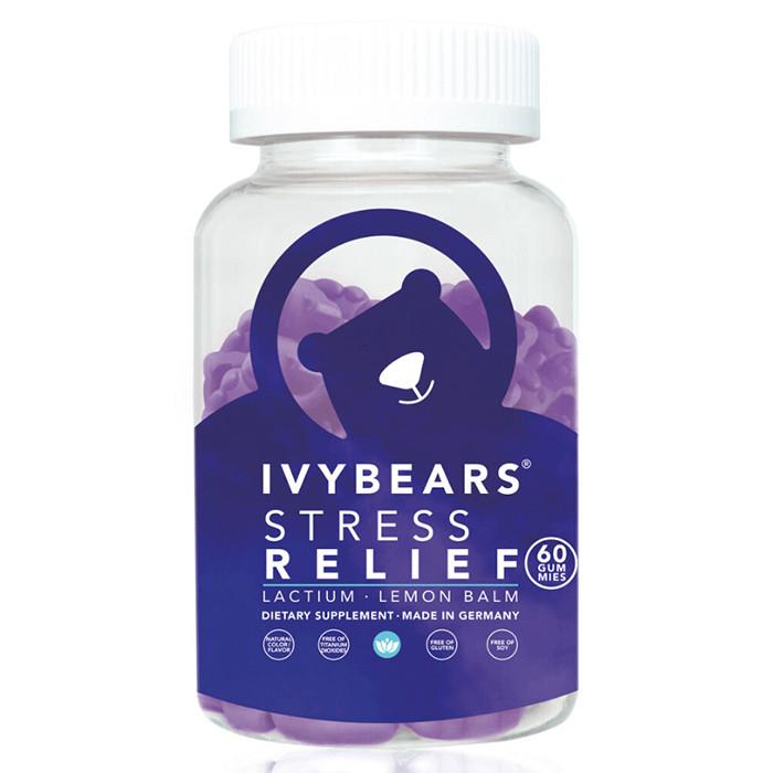 IvyBears Stress Relief kummikarud (60 tk)