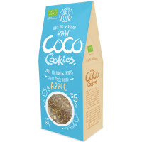 Diet Food Coco Cookies kookoseküpsised, Õuna (80 g)