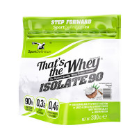 Sport Definition That's The Whey Isolate vadakuvalguisolaat, Kookose (300 g)