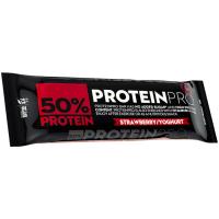 FCB Sweden ProteinPro 50% proteiinibatoon, Maasika-jogurti (45 g)