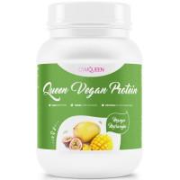 GymQueen Queen Vegan Protein taimse valgu segu, Mango-granadilli (500 g)