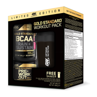 Optimum Nutrition Gold Standard Workout Box Set