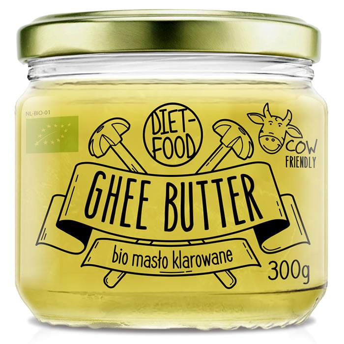 Diet Food Bio Ghee Butter (300 g)