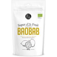 Diet Food Super Fruit Bio Baobab ahvileivapuu viljade pulber (200 g)